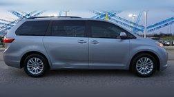 2016 Toyota Sienna 5dr 8-Pass Van XLE FWD