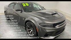2020 Dodge Charger SRT Hellcat Widebody