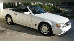 1996 Mercedes-Benz SL-Class SL 500