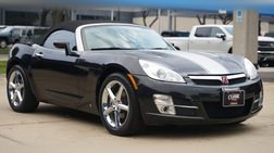 2008 Saturn Sky Carbon Flash SE