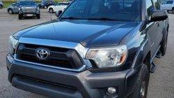 2013 Toyota Tacoma V6