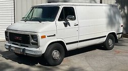 1995 GMC Vandura G15