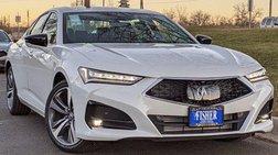 2021 Acura TLX SH-AWD w/Advance