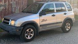 2004 Chevrolet Tracker ZR2