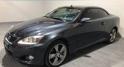 2011 Lexus IS 350C IS 350C