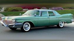 1960 Chrysler Imperial sedan