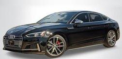 2018 Audi S5 Sportback 3.0T quattro Premium Plus