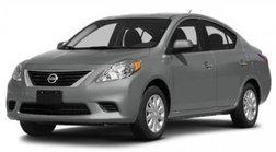 2014 Nissan Versa 1.6 S