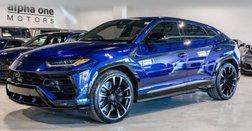 2020 Lamborghini Urus Base
