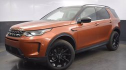 2021 Land Rover Discovery Sport P250 S