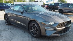 2021 Ford Mustang ECO COUPE