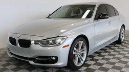 2013 BMW 3 Series ActiveHybrid 3
