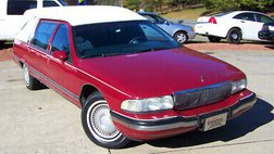 1992 Buick Roadmaster 1-OWNER 86K HEARSE 5.7L FUEL INJECTED FUNERAL COACH WAGON