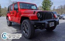 2018 Jeep Wrangler JK Unlimited Freedom Edition 4x4