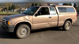 1996 Chevrolet  LS Ext. Cab Sportsied 4WD