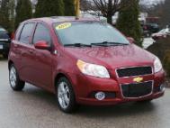2010 Chevrolet Aveo LT w/2LT