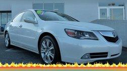 2010 Acura RL Technology