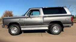 1984 Dodge Ramcharger 150