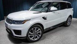 2020 Land Rover Range Rover Sport P400e HSE