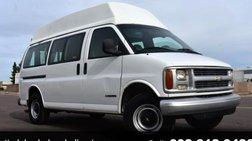 2001 Chevrolet Express 2500