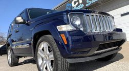 2012 Jeep Liberty Jet Edition