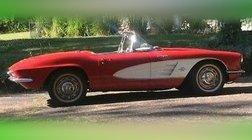 1961 Chevrolet Corvette Restored Hardtop Convertible