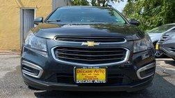 2015 Chevrolet Cruze 1LT Manual