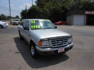 2002 Ford Ranger XLT Appearance