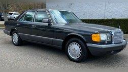 1991 Mercedes-Benz 300-Class 300 SE