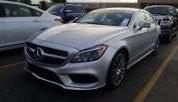 2015 Mercedes-Benz CLS-Class CLS 550