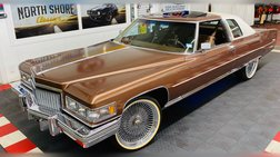 1975 Cadillac DeVille - COUPE DEVILLE DELEGANCE - NEW WHEELS AND TIRES -