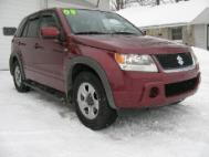 2008 Suzuki Grand Vitara Base