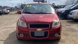2009 Chevrolet Aveo Aveo5 LT
