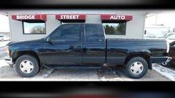1997 Chevrolet C/K 1500 K1500 Cheyenne