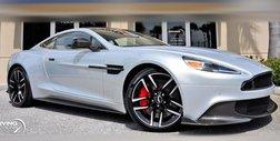 2018 Aston Martin Vanquish S $337K MSRP!!