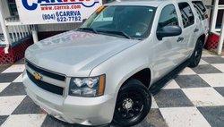 2011 Chevrolet Tahoe Police