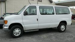 2006 Ford E-Series Wagon E-350 Sd  12 Passenger