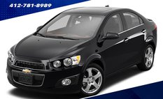 2014 Chevrolet Sonic LS Auto