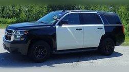 2015 Chevrolet Tahoe Police
