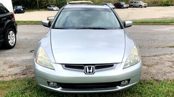 2005 Honda Accord EX V-6 w/Navi