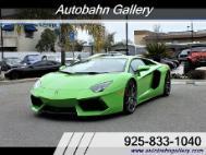2016 Lamborghini Aventador LP 700-4