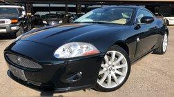 2009 Jaguar XK Base