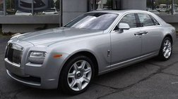2012 Rolls-Royce Ghost Base