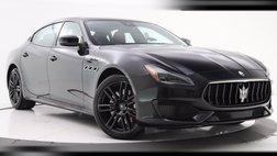2022 Maserati Quattroporte Modena