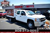 2011 Chevrolet Silverado 3500HD Work Truck