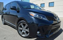 2019 Toyota Sienna SE-EDITION(SPORT PACKAGE)