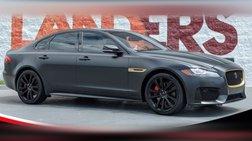 2017 Jaguar XF S