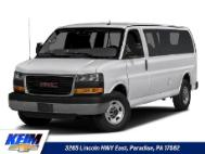 2016 GMC Savana Passenger LT 3500