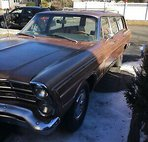 1967 Ford station wagon