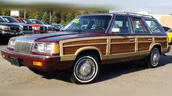 1986 Chrysler Le Baron Town and Country